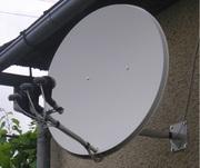 Продається срочно! Комплект Б/У супутникового ТВ
