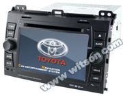 Штатная автомагнитола для Toyota Prado