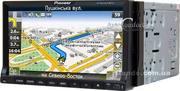 Продаю новые магнитолы GPS Pioneer PI-803.  TV DVD FM Блутуз,  экран 7