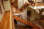 Изготовление лестниц любой конфигурации и типа