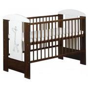 Комплект в детскую комнату (кроватка комод шкаф стульчик)