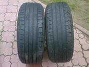 б/у Летние 205 60 R16 Dunlop