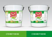 Бесфосфатный стиральный порошок DEO MAT (Чехия)