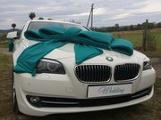 Пропоную возити молодят на весілля на автомобілі марки BMW 5 серії