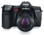 Зеркальный фотоаппарат Minolta Dynax 7000i