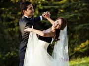 Первый свадебный танец!