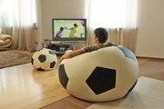Кресло-мяч,  креcло-мешок,  бин бэг,  бескаркасное кресло FunBag