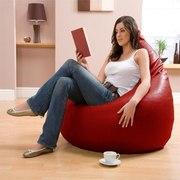 Бескаркасное кресло-мешок,  кресло-груша,  пуфик,  бин бэг