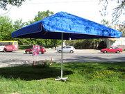 Зонты уличные,  для сада, для кафе и торговли. 3х3м.