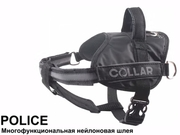 Продам Шлею нейлоновую для собак - Collar (Коллар) - Police
