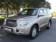 Toyota Land Cruiser 2011 Цвет