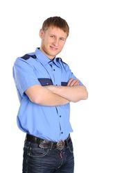 *Охранник-администратор*