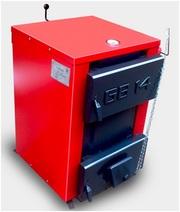 Твердотопливный  котел Гринбернер GB 14 с ручной загрузко