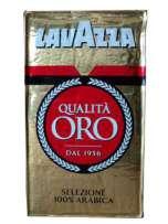 Кофе Lavazza Qualita Oro 250g,  100% arabica