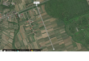 Земельный участок под индивидуальное строительство 13,  43 соток