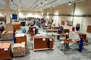На мебельный склад в Польше нужны разнорабочие