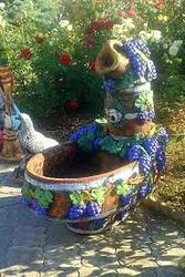 Бетонные скульптуры ,  бассейны ,  фонтаны ,  мангалы,  столы и другое !!