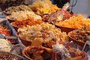 Сухофрукты, зернобобовые, орехи и семечки, мед, цельнозерновая мука!