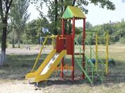 Игровые комплексы и детские площадки''