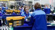Рабочий на Производство Пластиковых Ящиков для Инструментов в Польшу