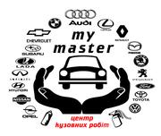 Термінове фарбування авто. Мукачево