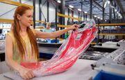 Работа в Польше на Складе Брендовой Одежды