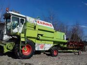 Комбайн зерноуборочный  Claas  Dominator 106,  c  Европы. 1990 г.в.