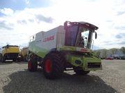 комбайн зерноуборочный Claas Lexion 580 Год выпуска 2009.