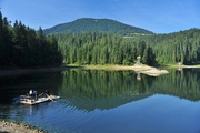 Майские праздники на Озерах Закарпатья 26.04 - 01.05