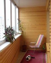 Блок хаус сосна,  доставка в Ужгороде