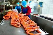 Рабочие на Производство Колбасы в Польшу