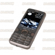 2 активные SIM-карты с TV-тюнером,  Wi-Fi,  Java: Nokia TV55i Magicsim